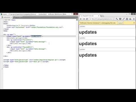 Egghead.io - AngularJS - The Dot