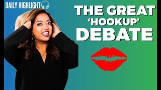 What is Hooking Up? | Elvis Duran Daily Highlight