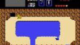 Zelda NES - White Sword First TRICK