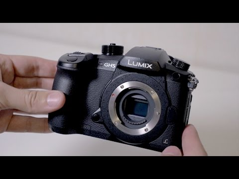 Panasonic GH5 - Hands-on First Look & Sample Footage