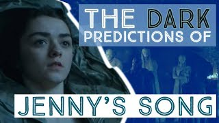 The Dark Meaning of Jenny's Song - Game of thrones season 8 episode 2 Breakdown -