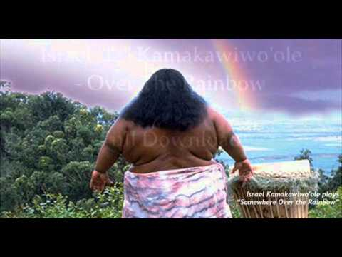 Israel Iz Kamakawiwo ole - Over The Rainbow [DOWNLOAD]