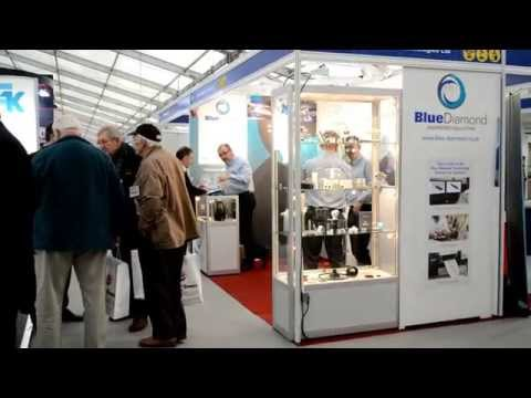 Blue Diamond Technologies Ltd at Southern Manufacturing & Electronics 2015