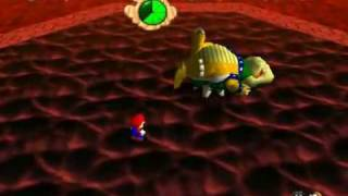 Mario 64 beaten with 0 stars in 5:47