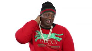 Project Pat On No Face Tattoo: I Grew Up Ugly So Ain't No Sense Of Me Trying To Cover That Up