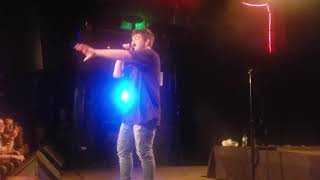 Iamtherealak live unreleased song Chicago!!!!