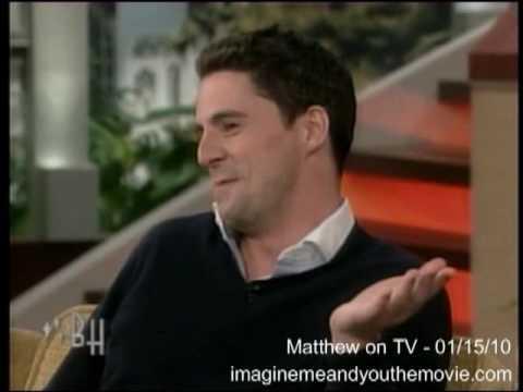 Matthew Goode interview 1/15/10