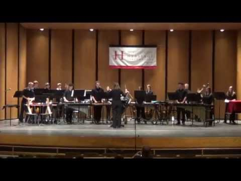 South High School Percussion Ensemble - Santa Monica Comp