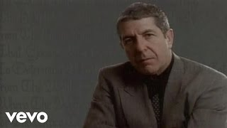 Watch Leonard Cohen Democracy video