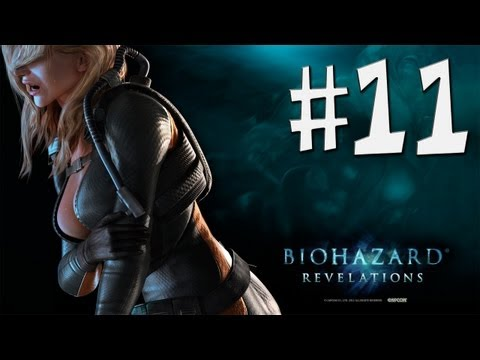Detonado Resident Evil Revelations - Jogando com Chris Redfield [11]