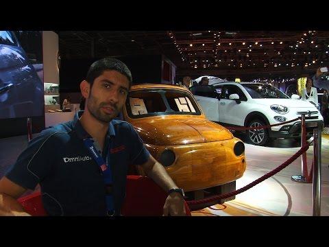 Fiat 500X, la più premium di tutte? | Salone di Parigi 2014