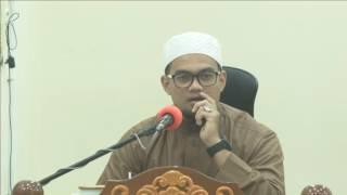Daurah Perdana Pengajian Kitab Adabul Mufrad - bersama Ustaz Nazrul Nasir - (Siri 1)