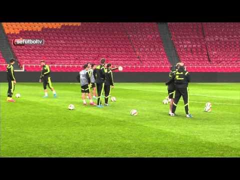 Sergio Ramos marca un golazo por la escuadra el día de su cumpleaños