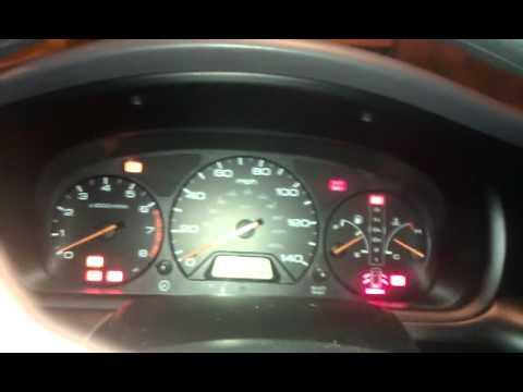 2001 Honda Odyssey Transmission Problem Youtube