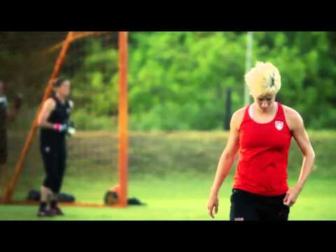 Megan Rapinoe: Pressure Makes Us