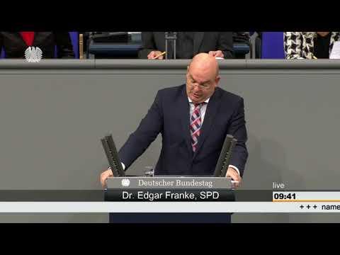 Edgar Franke: Arzneimittelrechtliche Vorschriften (3. Lesung) [Bundestag 11.11.2016]