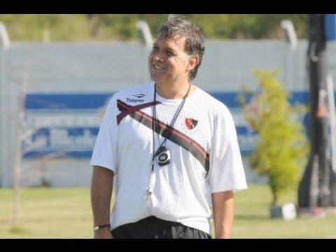 Gerardo Martino, previa Mineiro-Newell's: