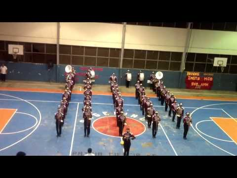 Colegio Moisés Castillo Ocaña 2013 – Encuentro de Bandas AMH