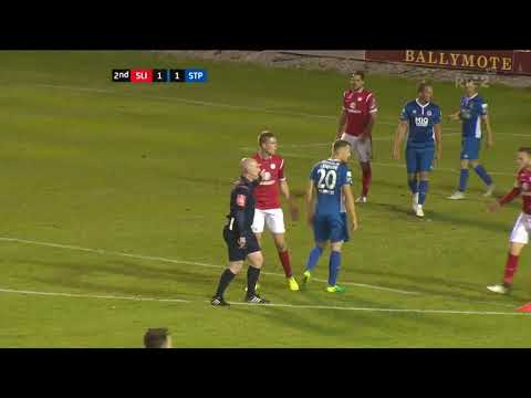 HIGHLIGHTS: Sligo Rovers 1-2 St. Patrick's Athletic