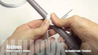 Play armband aus dosenverschl ssen for Manschette blumentopf basteln