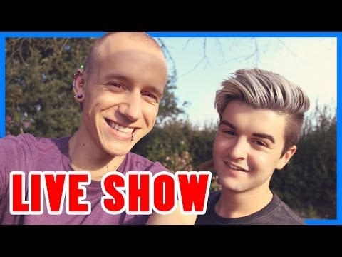 Gay Night In With N-gashaa | Rolyungashaa Live Show #1 video