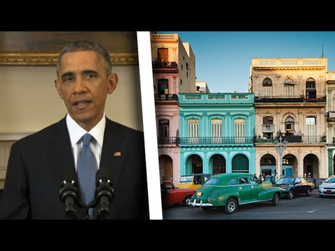 Major Shift In US-Cuba Relations - Trade, Diplomacy To Flow
