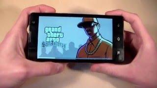 Игры Gsmart Classic Lite (GTA:SanAndreas, RealRacing3, DeadTrigger2)