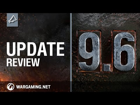 Update 9.6 Review