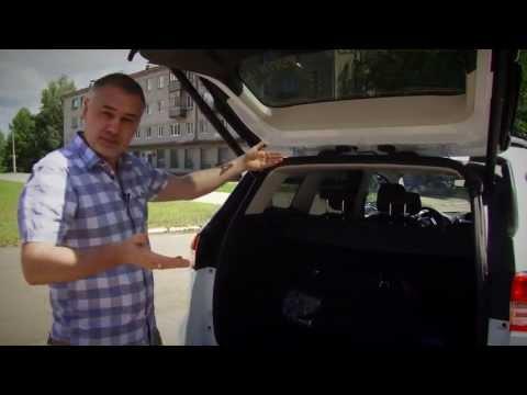 Ford Kuga 2013 - ТЕСТ ДРАЙВ. ЧАСТЬ 1