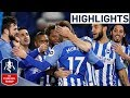 Brighton 2-1 Crystal Palace Official Highlights | Emirates FA Cup 2017/18 MP3