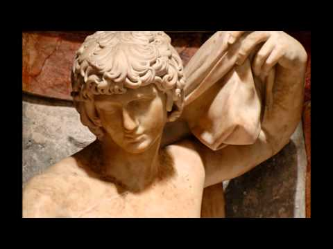 Antinous & Hadrian: First & Second Meetings (Part One) by Charles Bryant