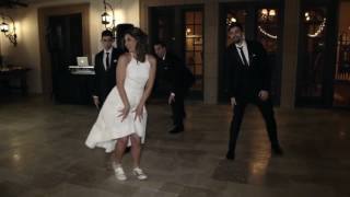 BEST MOTHER-SON DANCE EVER!!