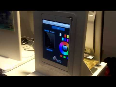 ISE 2014: Contec Shows Off Its iPad Mini Dock Station