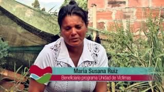 Historia Beneficiario huertas caseras