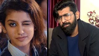 Mensutra Rants about Priya Prakash Varrier Viral Video! HINDI