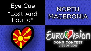 "TessHex Reviews: ""Lost And Found"" by Eye Cue (F.Y.R. Macedonia)"