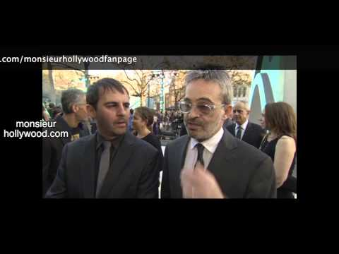 Roberto Orci, Alex Kurtzman, Interview, Star Trek, Premiere