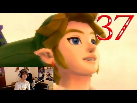 Episode 37 - Le face-commentary - We play Zelda : Skyward Sword