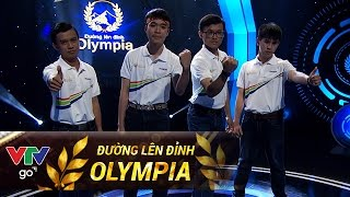 ĐƯỜNG LÊN ĐỈNH OLYMPIA 17 | CUỘC THI TUẦN 3 THÁNG 3 QUÝ 3 | VTV Go