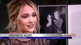 No Boundaries: Milford photojournalism students tackle heroin epidemic