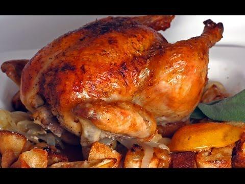 Как тушить курицу в мультиварке - видео