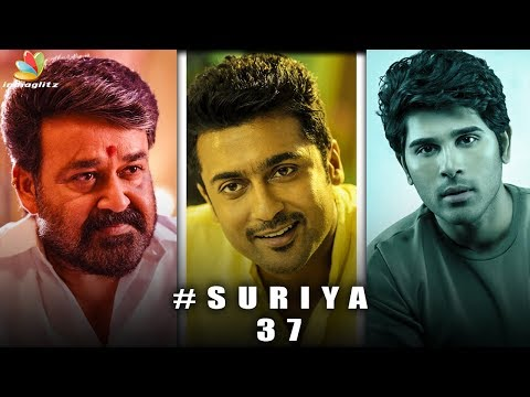 OFFICIAL : Mega hero joins Suriya's movie! | K.V. Anand Movie | Latest News