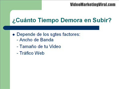 Como Editar Videos Para Youtube - Formatos de Video para Youtube