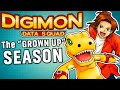 Digimon Data Squad (Savers): The Worst Season? | Billiam