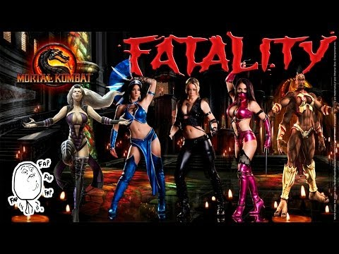 Mortal Kombat 9   Fatality Das Gostosas video