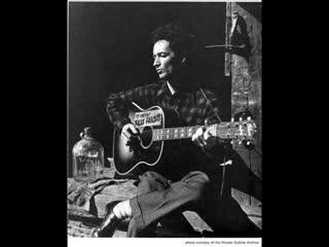 Woody Guthrie - Car Song Video