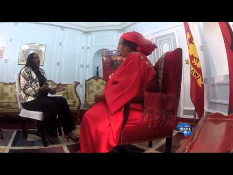 One on one with Joyce Banda