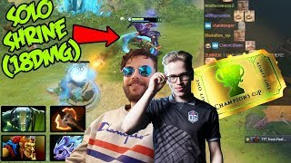 CM Mid Troll Support in Clowny Cup with Topson Niqua Frost Tobi
