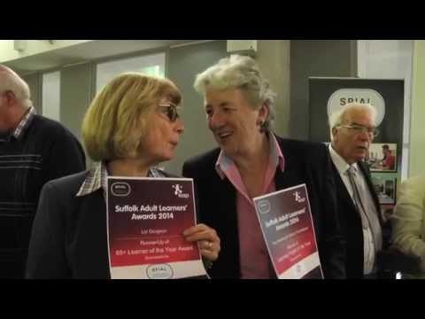 Suffolk Adult Learner Awards 2014