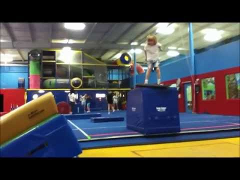 EPIC AIR on the Bounce Board!